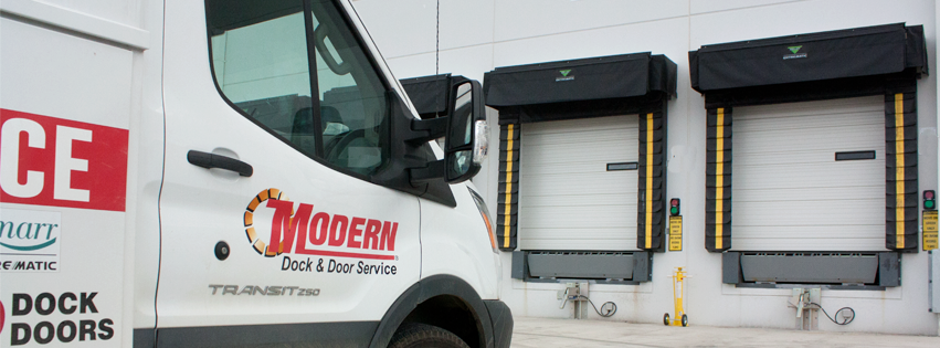 Modern Warehouse Products - Modern Dock & Door Service