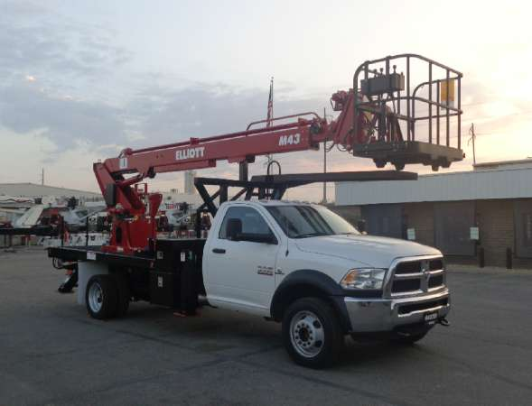 Truck Mounted Crane and Bucket Truck Sales