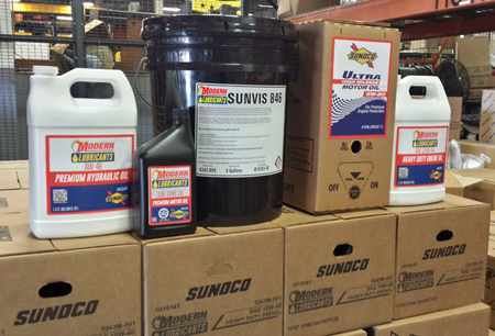 Equipment Lubricants