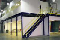 Panel Built Modular In Plant Offices