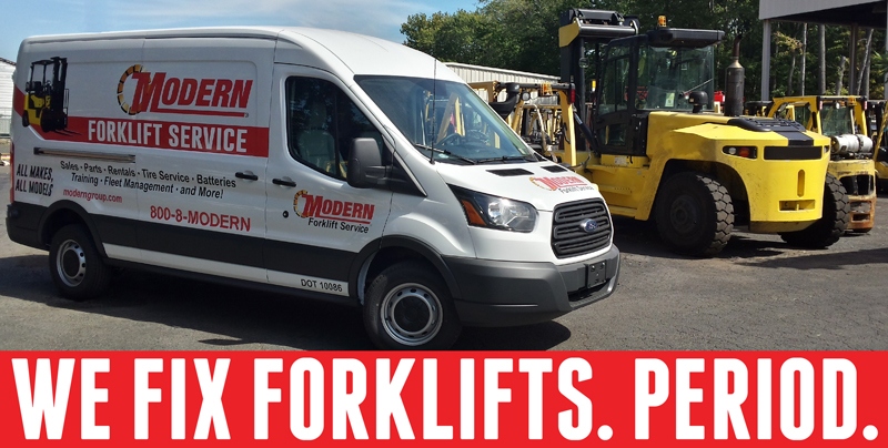 Repair & Maintenance for Lift Trucks & Fork Lifts