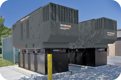 Contractors Trust Modern Power Systems & Generac Industrial Power
